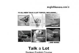 Talk a Lot  Spoken English Course  by Matt Purland
