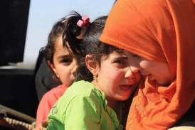 Iraqi children face high rates of death and disability